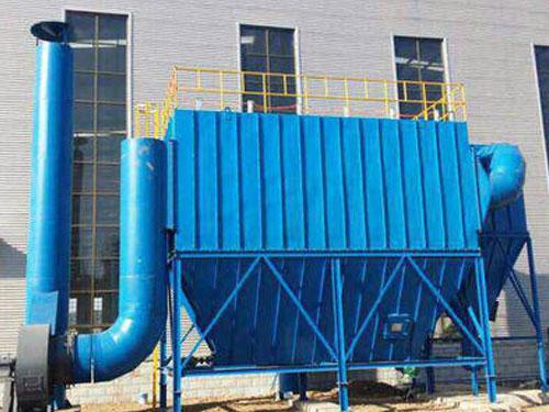 生物质锅炉除尘器